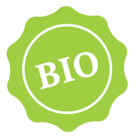 garantiert aus biologischem Anbau